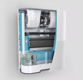 AIRNANNY A7 создает идеальный воздух для здоровья и комфорта вашей семьи. В каждом доме 24/7