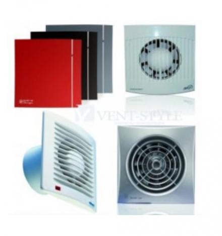 Накладные бытовые вентиляторы