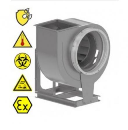 Радиальные промышленные вентиляторы специального назначения