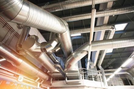 Приточно-вытяжная вентиляция (Рекуператоры)