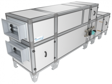 Breezart 2000 Aqua RP F PB |  Breezart |  Приточно-вытяжная установка