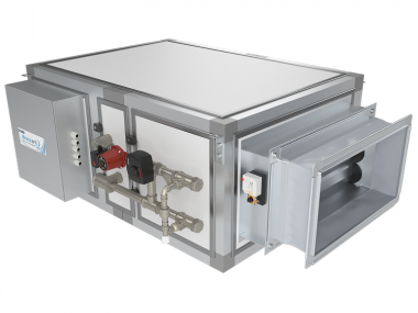 Breezart 2500 Aqua |  Breezart |  Приточная установка
