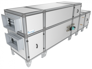 Breezart 2700 Aqua RP F PB |  Breezart |  Приточно-вытяжная установка