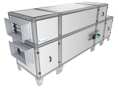Breezart  2700 Aqua RP PB |  Breezart |  Приточно-вытяжная установка