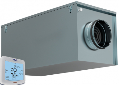 Приточная установка |SHUFT| ECO 250/1-9,0/ 3-A