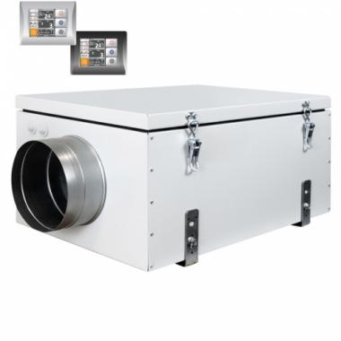 Приточная установка |ФЬОРДИ| ВПУ-500/3 кВт/1-GTC