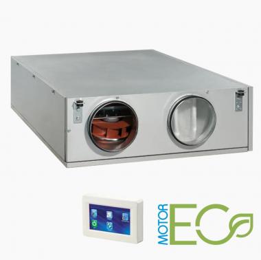 Центральный рекуператор Blauberg KOMFORT EC DE1100-3.3