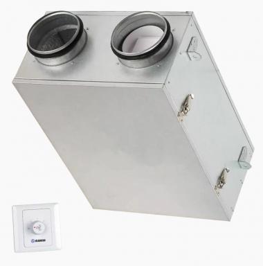 Рекуператор Blauberg KOMFORT Ultra D105/D105-A