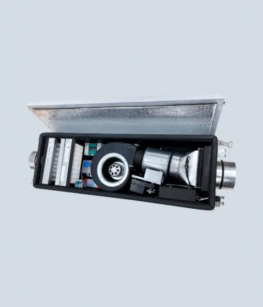 Minibox.E-200-FKO арт.Е200FKO Канальная установка с электрическим нагревом