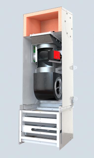 Minibox.Home-350 Вентиляционная установка для квартиры арт. Н350