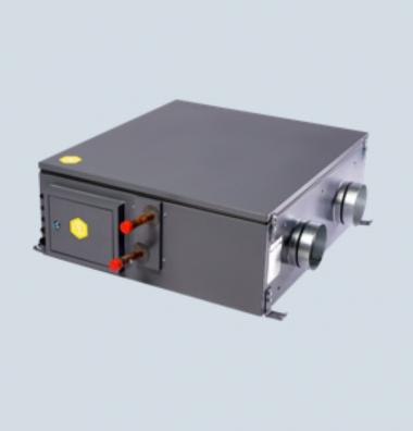 Minibox.W-1650-2/48kW/G4 арт.W1650 Канальная установка с водяным нагревом