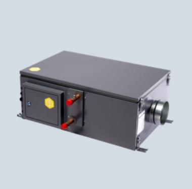 Minibox.W-1050-1/23kW/G4 арт.W1050 Канальная установка с водяным нагревом