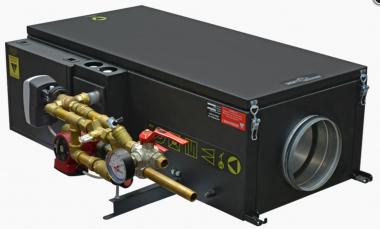 Колибри-1000 Water EC | VENTMACHINE | Приточная установка с водяным нагревателем