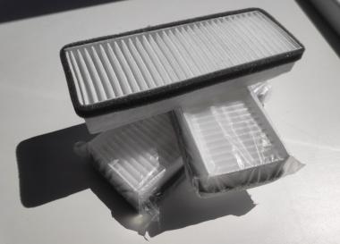 Комплект фильтров Vakio тонкой очистки воздуха F6
