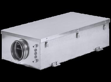 Установка приточная | Shuft | ECO-SLIM 1100-W-А